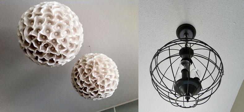 11 DIY Chandeliers You Wont Believe – Paper Mache Chandelier