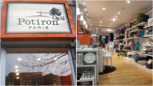 3 shops 6 gifts decor gift ideas from montreal s avenue laurier - Potiron paris fauteuil ...