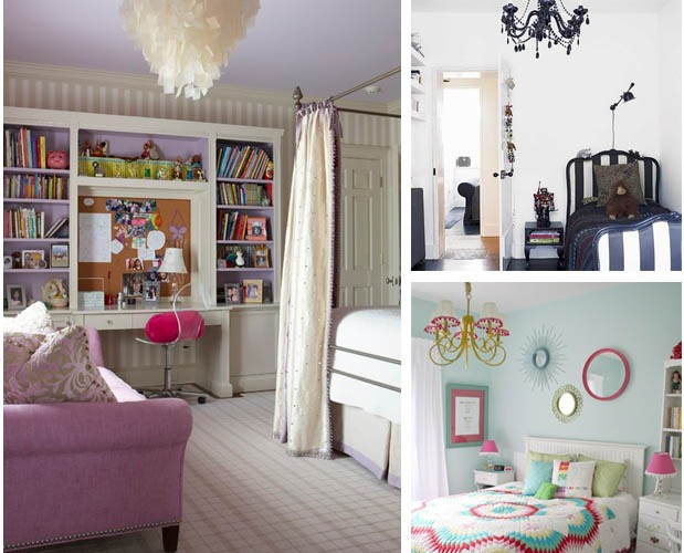 Tween Room Chandeliers. 3 Trends for Tween Bedrooms