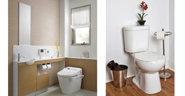 NGP Toilets
