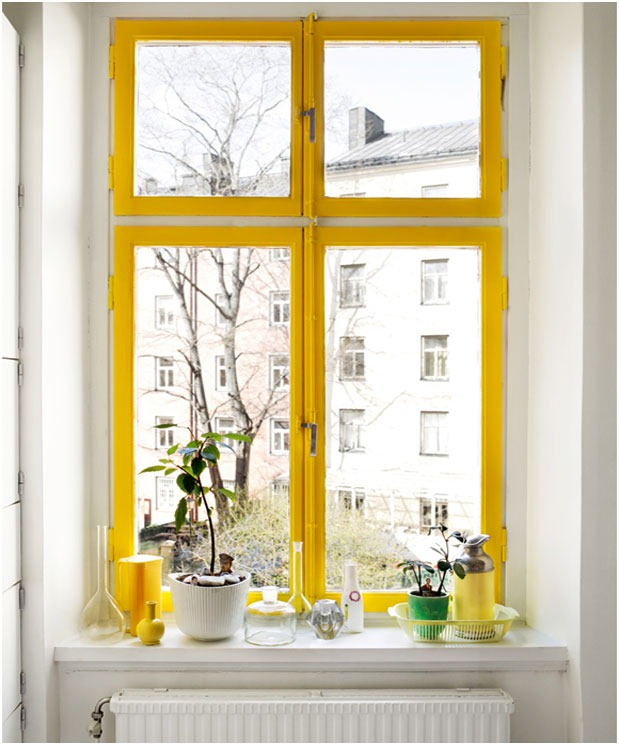 yellow-window-frame-accessories-white