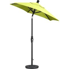 6-round-sunbrella-apple-umbrella-with-black-frame