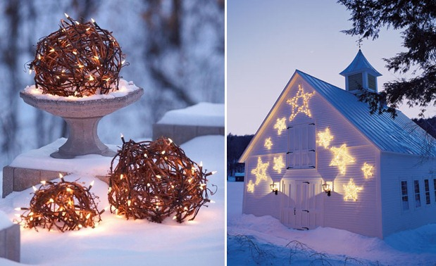 outdoor christmas decoration ideas martha stewart photo9 - Martha Stewart Outdoor Christmas Decorations