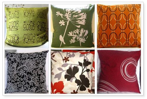 6 Pretty Pillows