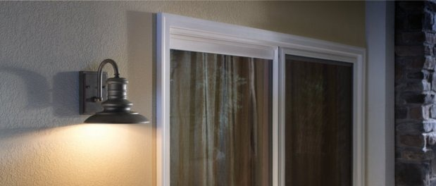 Redding Station sconce-Feiss