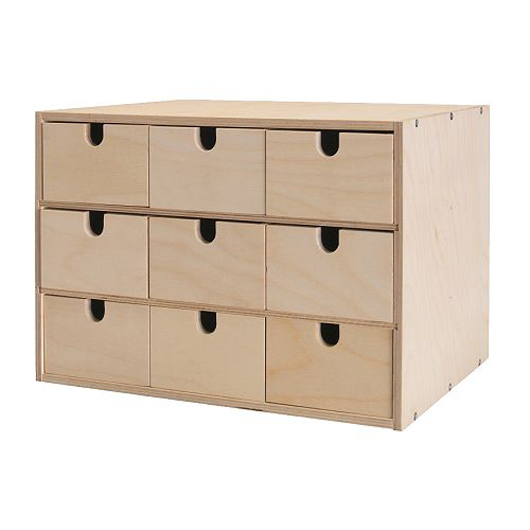 Gallery for makeup organizer drawers ikea - Ikea desk drawer organizer ...