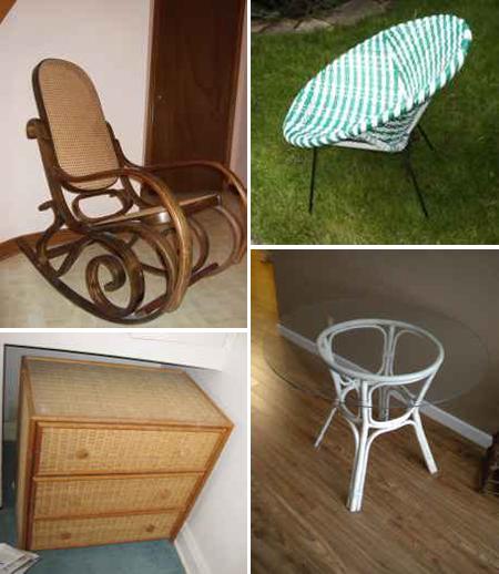 Bargain Saturday Cottage Furniture the Wicker Edition