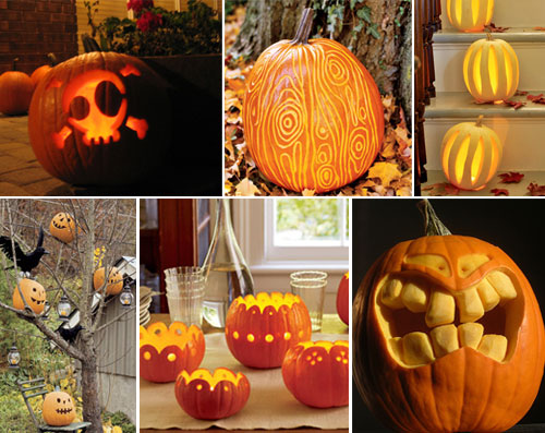 Best interior design house for Boo pumpkin ideas