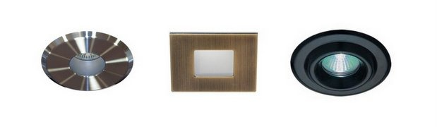 HGTV Bathroom Lighting-Recessed lighting trim options_Contrast Lighting