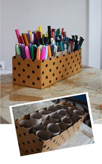 Neat and Tidy Colouring Box