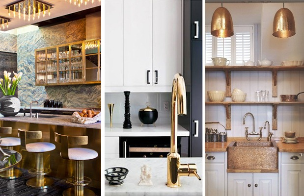 Awesome Gold Kitchen Hardware