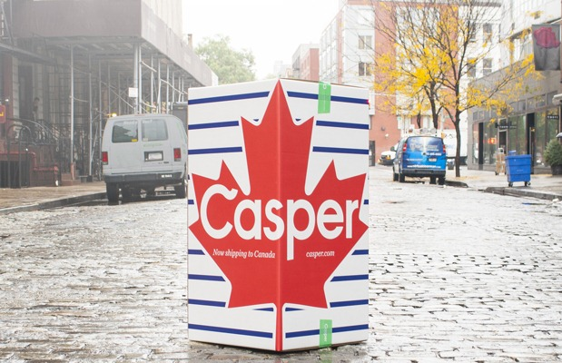 casper bed casper foundation canadian lover