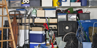 Common Renovating Costs: Storage