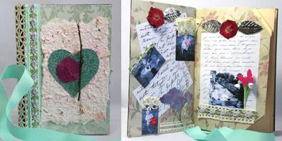 Craft: Garden Journals