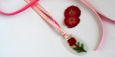 Craft: Garden Pendant