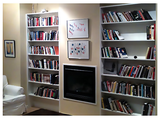 Ikea Hack: Billy Built in Bookshelves (Part 1) Home Stories A to Z