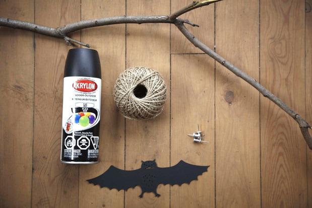 Diy Halloween Branches And Ghost Lanterns Blog Hgtv Canada