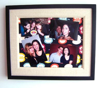Photo Memory Frame