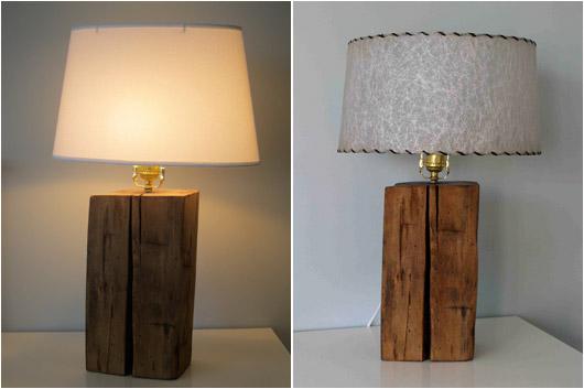 DIY Salvage Lamp: Beginners Luck | Blog | HGTV Canada