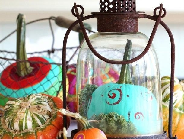 Painted Pumpkins-anchor