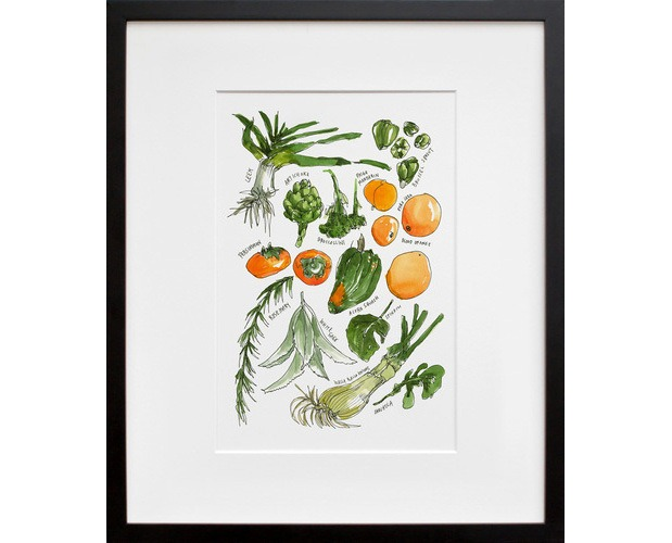 Art-Vegetables