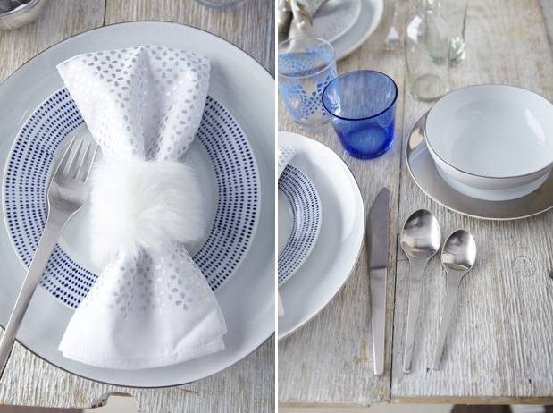 Holiday Table Settings Scandinavian Ideas