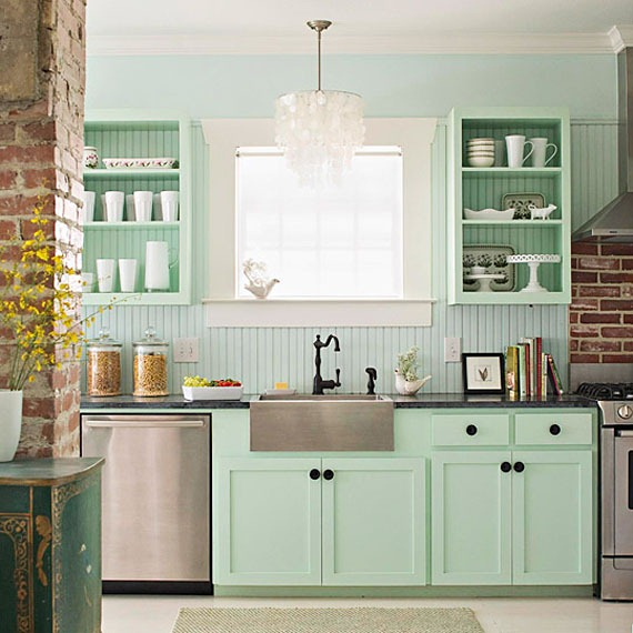 How to Make a Modern Kitchen Look Vintage