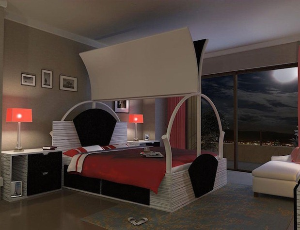 Innovative Earthquake Bed Offers Safety While You Sleep