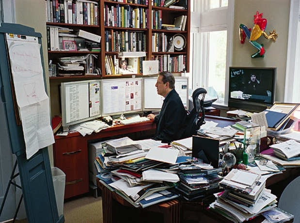 Home Office-Al Gore