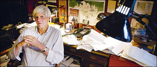 Home Office-George Plimpton