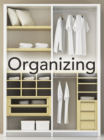 organizing