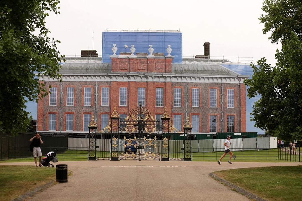 How Kate Middleton Is Renovating Kensington Palace