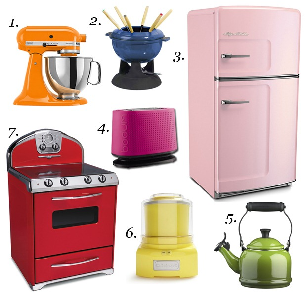 Colour-Kitchen-Appliances-HGTV