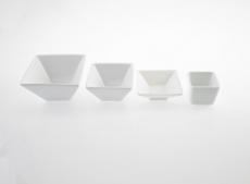 Tapas style dishware