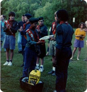 Sebastian-Clovis-Boy-Scout-Award