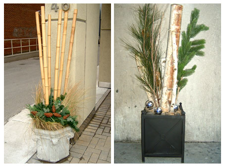 Hgtv christmas decorating outside photograph modern outdoo Sophisticated outdoor christmas decorations