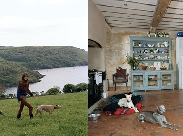 Mood Board For Personal Style The English Cottage Country