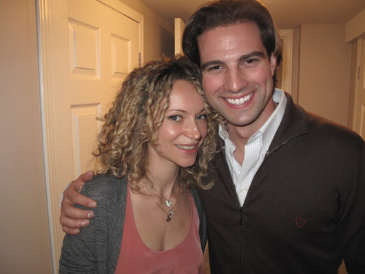 Scott McGillivray Wife Sabrina