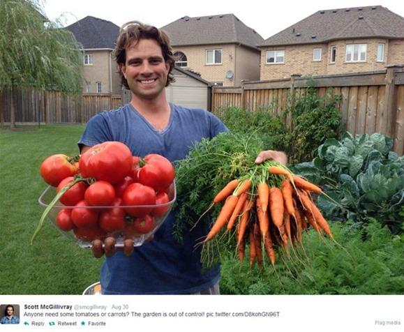 Scott-Gardening