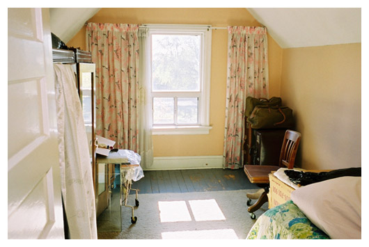 the room as it appeared when we first saw the home