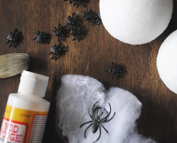 Cobweb Clusters-materials