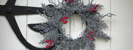 The History of Holiday Wreaths