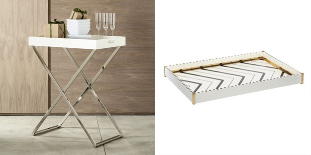 Bar Carts for Small Spaces