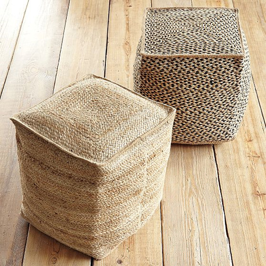 West elm pouf ium asking the home decor industry to for Ottoman to sit on