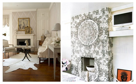 Top 5 Friday: Fun With Wallpaper, Part One