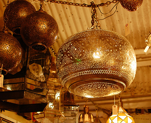 Moroccan Light Fixtures U2013 Vivid Colors Symbolize Them