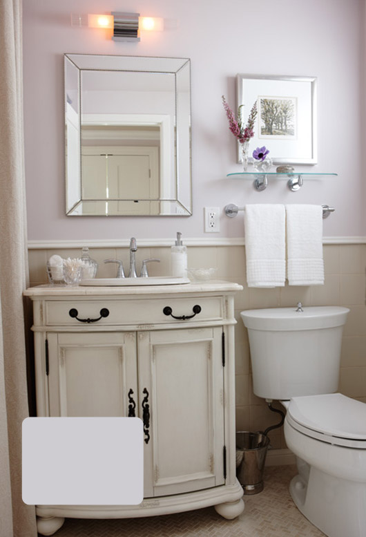 Top Friday Paint Colours For The Bathroom