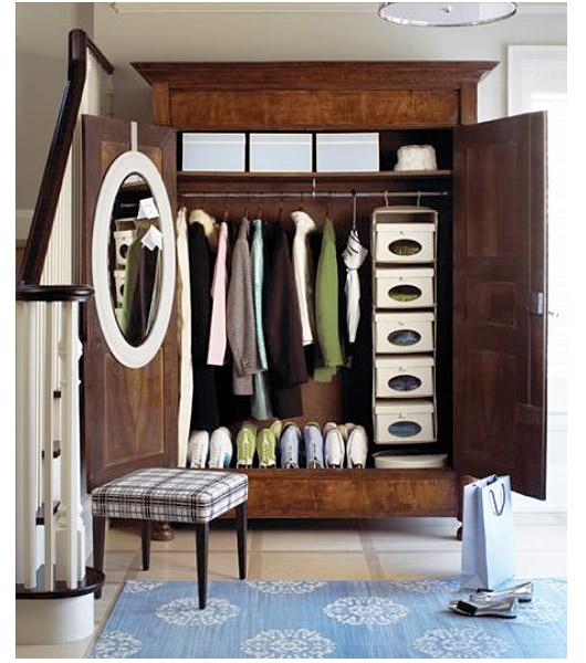 Lovely Top Creative Closet Solutions Closets Reviews Coat Ideas Broom