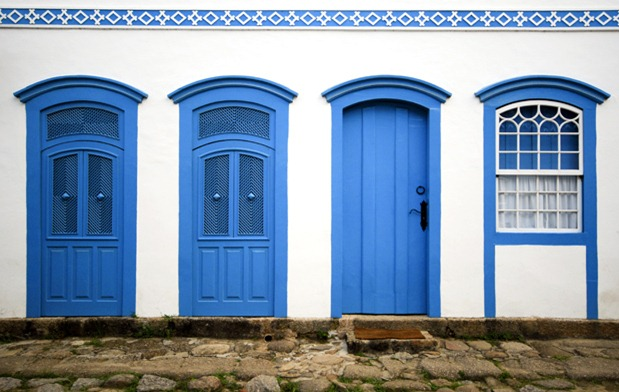 Top Colour Trends For Front Doors & Collection Door Colour Pictures - Losro.com