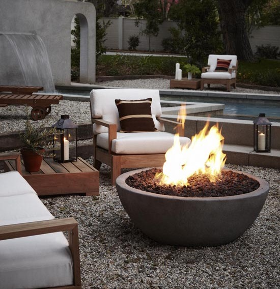 How To Warm Up A Fire Pit